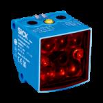 Capteur optique photoélectrique deltapac sick pour le convoyage côte à côte