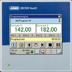 Régulateur Graphique JUMO Dicon Touch pour l'industrie