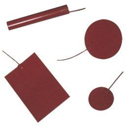 tissus et panneaux en silicone chauffants