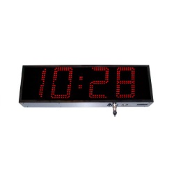 Horloge industrielle dr189 ditel vendu par tecnoland