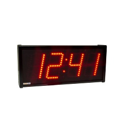Afficheur Ditel DMR12 hauteur de caractère 12cm pour affichage indoor intérieur en usine