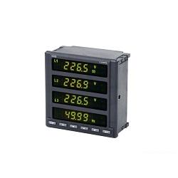 Image d'un afficheur de mesure DITEL Gamme N100 principalement pour l'industrie Electrique