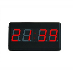Ditel DC10 horloge industriel grand format numérique Affichage des Caractère de 10cm de hauteur