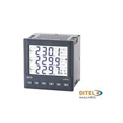Centrale de mesure et Analyseur de Réseau ND10 DITEL