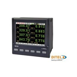 Analyseur de réseau et Centrale de mesure nd30