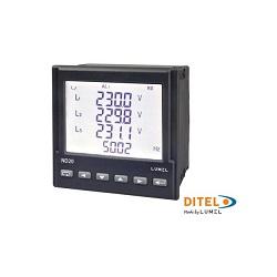 centrale de mesure et analyseur de réseau nd20