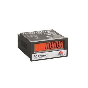 Compteur Totalisateur rétro éclairé orange ctr24