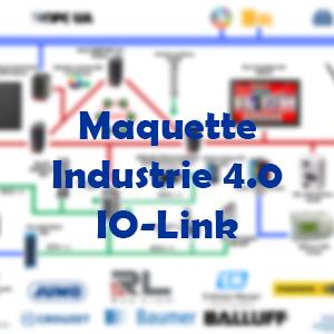 Vignette Maquette CFIA Rennes 2019 IO-Link