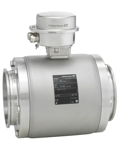 Débitmètre Électromagnétique PROMAG 100H H100 Endress Hauser pour les Industries Agroalimentaire