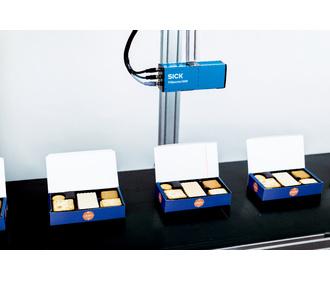 exemple application contrôle de contenu d'une boite sick avec trispector