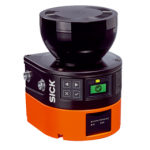 Photo de présentation du Scrutateur Laser OutDoorScan 3 SICK pour la sécurité extérieur