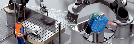 Le powerprox dans une application à forte répétabilité avec nature changeante de la surface