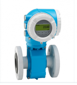 Débitmètre électromagnétique Endress+Hauer Proline Promag W300 pour les applications exigeante sur l'eau et les eaux usées