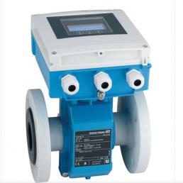 Débitmètre électromagnétique Endress+Hauser Proline Promag W 400 pour l'industrie de l'eau et des eaux usées