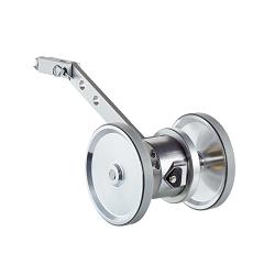 Codeur à roue mesureuse DUV60 SICK configurable rapidement via commutateur