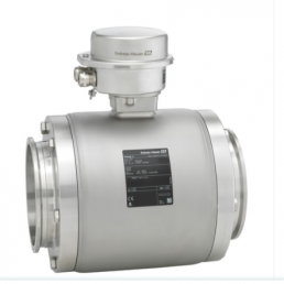 Débitmètre électromagnétique Promag H100 pour les applications hygiéniques Endress+Hauser