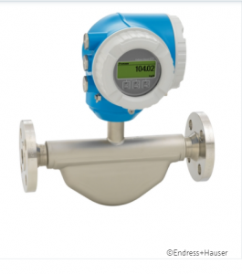 Débitmètre massique coriolis Promass E300 Endress+Hauser pour tous types d'applications industrielles