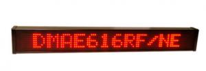 Afficheur graphique 1 ligne monocouleur (7x96 pixels) DMAE616 Diteltec
