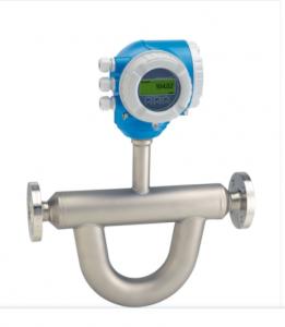 Débitmètre massique Coriolis Promass Q300 Endress+Hauser pour les applications difficiles