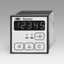 Compteur à préselection Baumer NE210