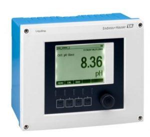 Transmetteur liquiline CM442 Endress Hauser 1 ou 2 voies haute performance