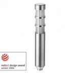 colonne lumineuse Design42 Werma en boitier inoxydable de haute qualité